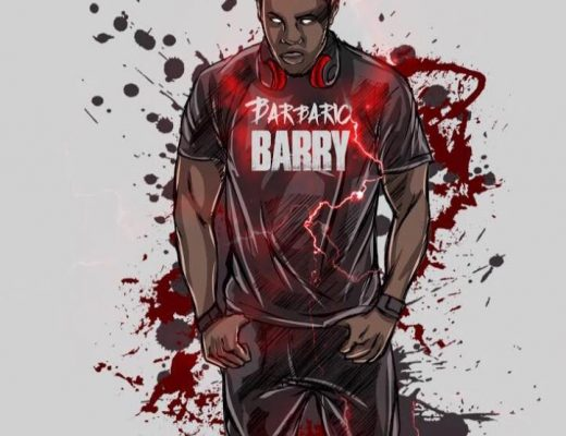 Barbaric Barry