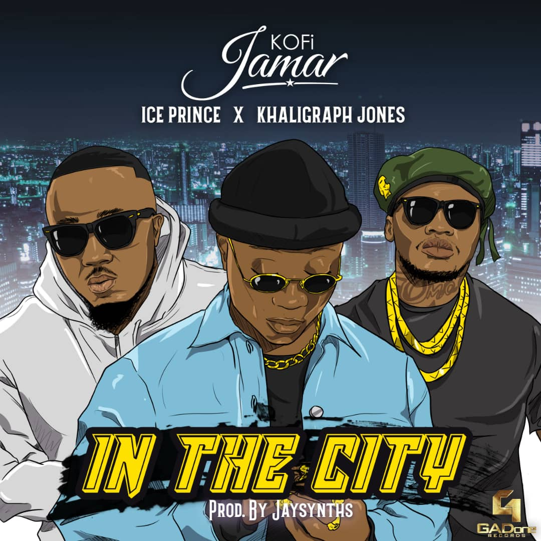 Kofi Jamar x Ice Prince x Khaligraph Jones