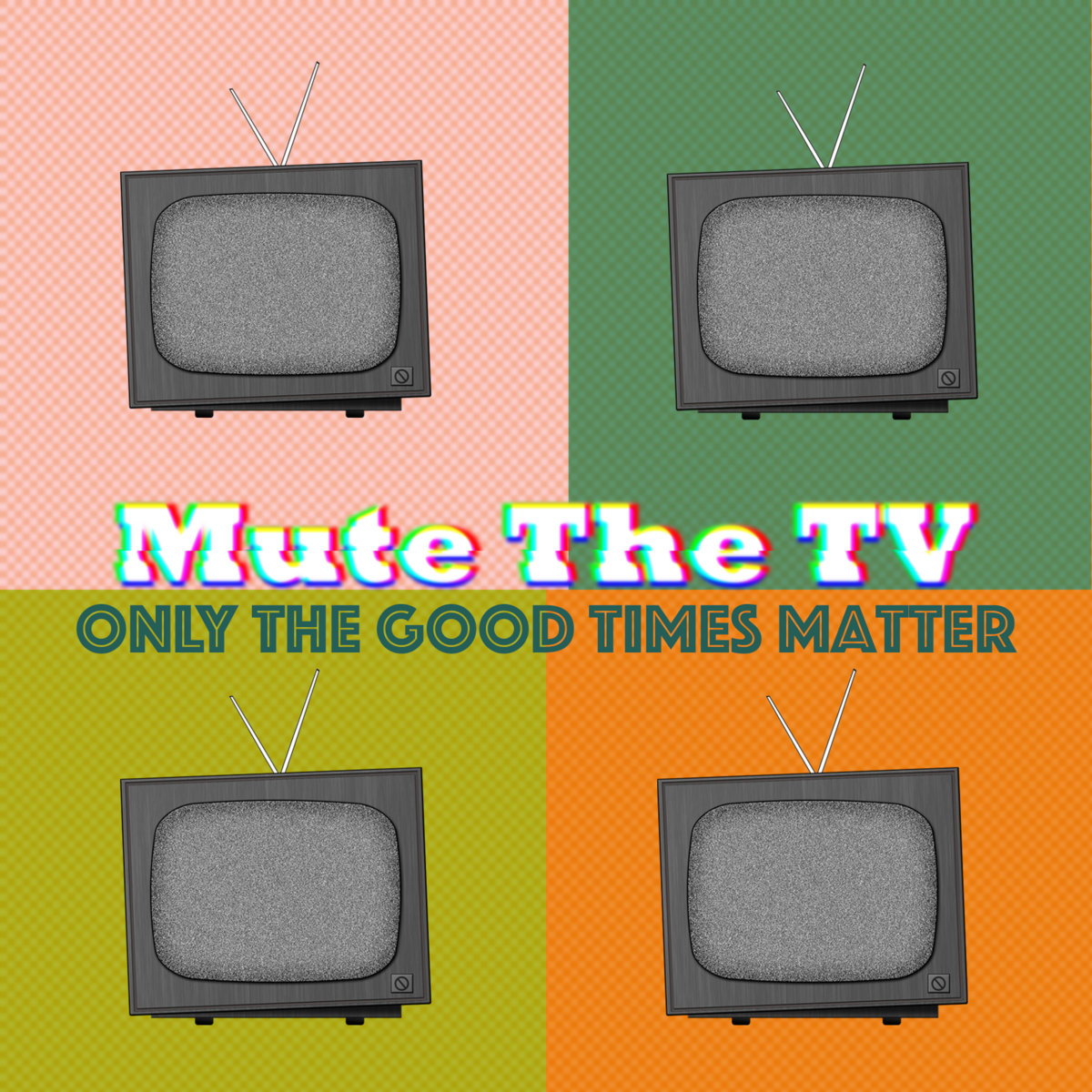 Mute the TV