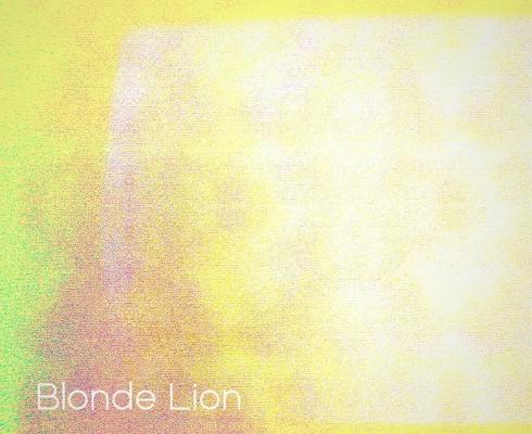 Blonde Lion