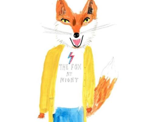 The Fox at Night