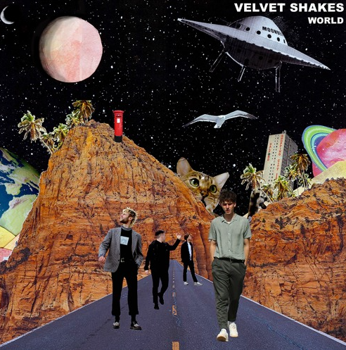 Velvet Shakes