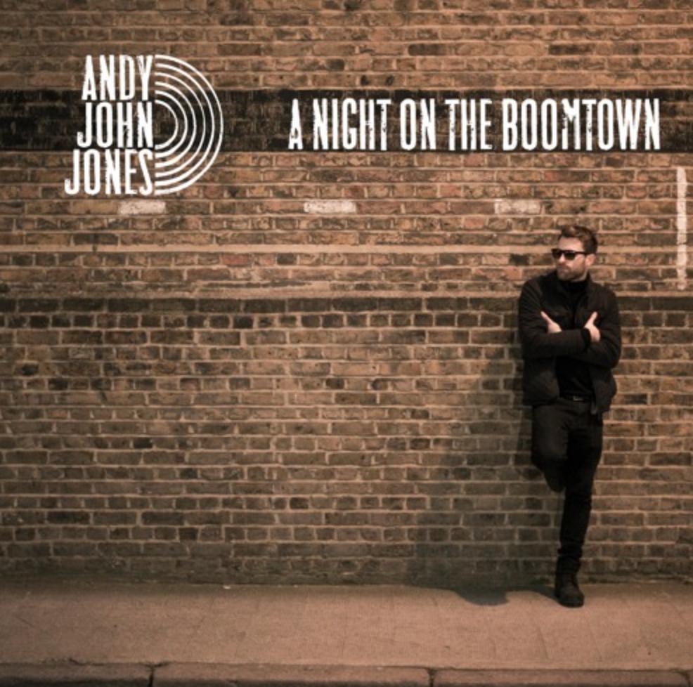 Andy John Jones