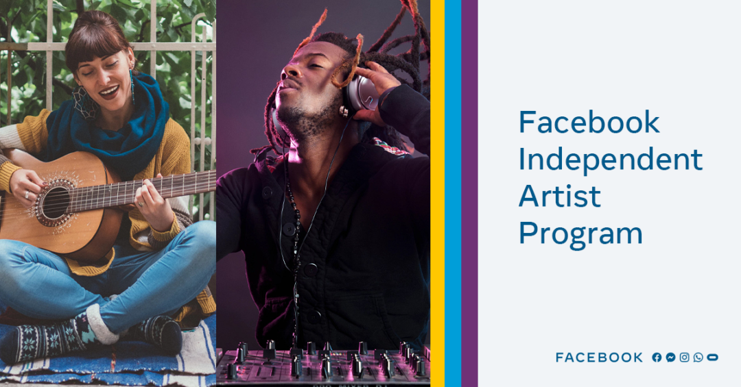 Facebook Independent Artist Program