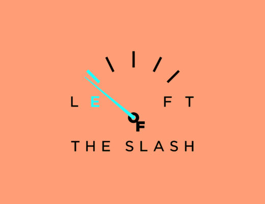 Left of the Slash